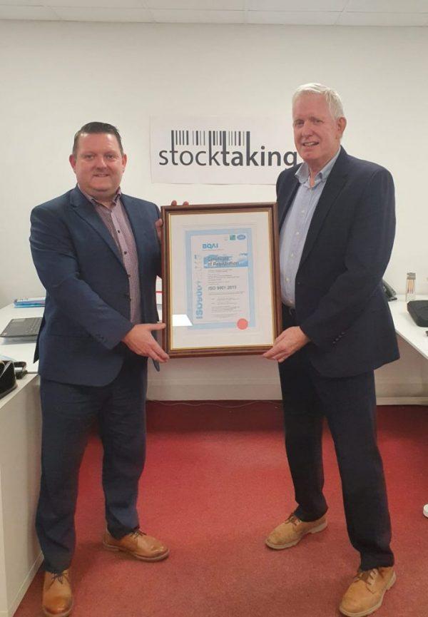 Stocktaking.ie ISO Audit