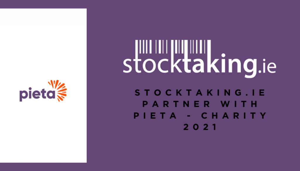 Stocktaking.ie Partner with Pieta - Charity 2021