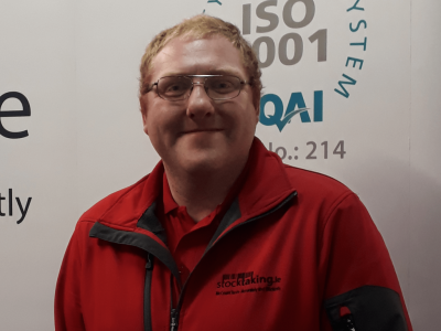 Tony started with Stocktaking.ie in December 2014, becoming part of the Core Team in July 2016. Tony is from Tipperary and enjoys watching hurling, rugby, football (especially Leeds United), working on the farm and watching WWE and Gold Rush.