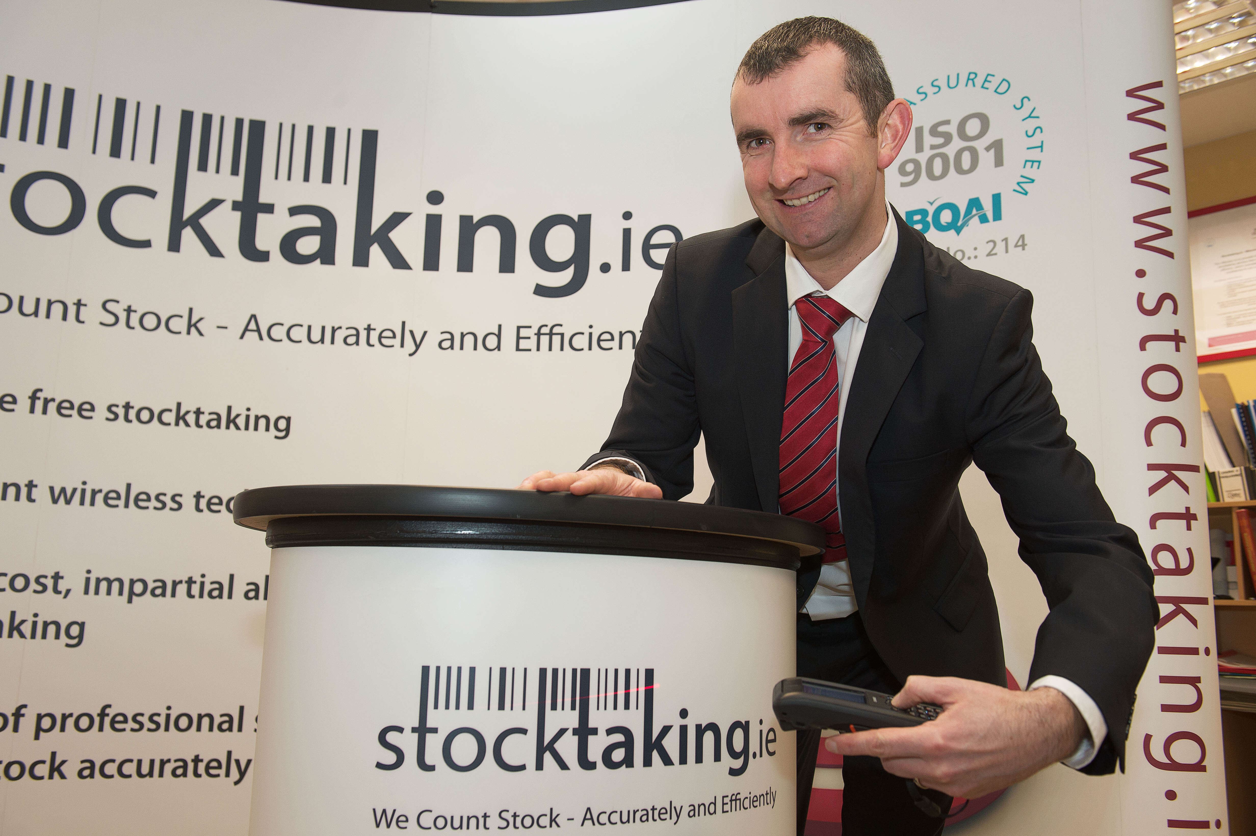 Stocktaking counting accurate inventory